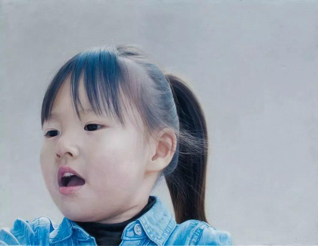 因画了一幅水中的女子,日本80后小伙成了新晋绘画大神插图127
