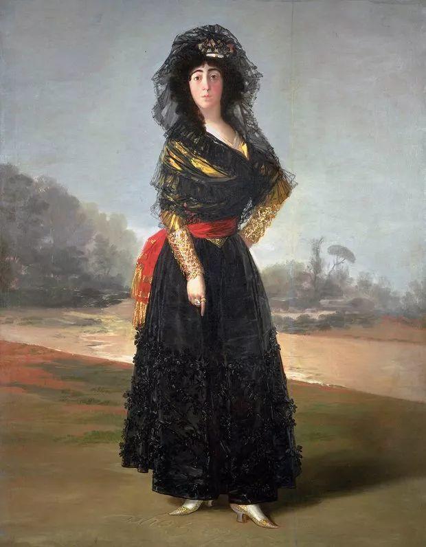 西班牙-戈雅,最后的大师和第一个现代人插图17
