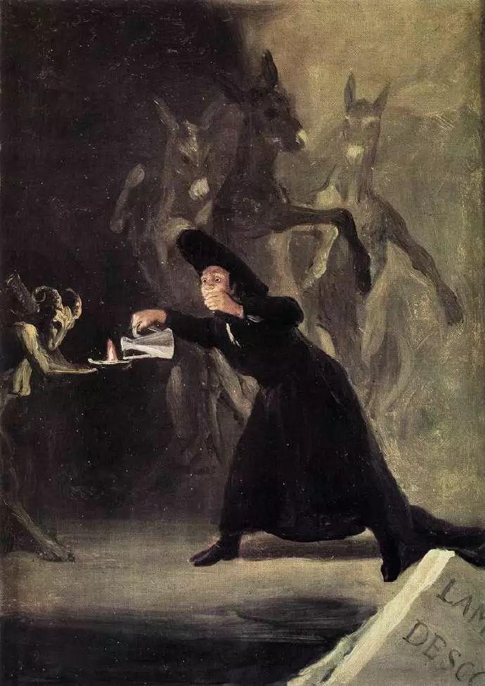 西班牙-戈雅,最后的大师和第一个现代人插图19