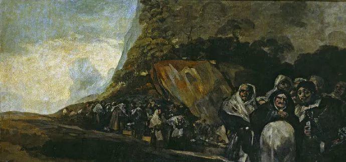 西班牙-戈雅,最后的大师和第一个现代人插图25