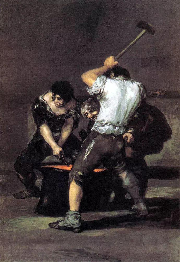 西班牙-戈雅,最后的大师和第一个现代人插图33