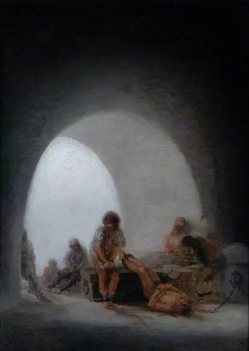 西班牙-戈雅,最后的大师和第一个现代人插图39