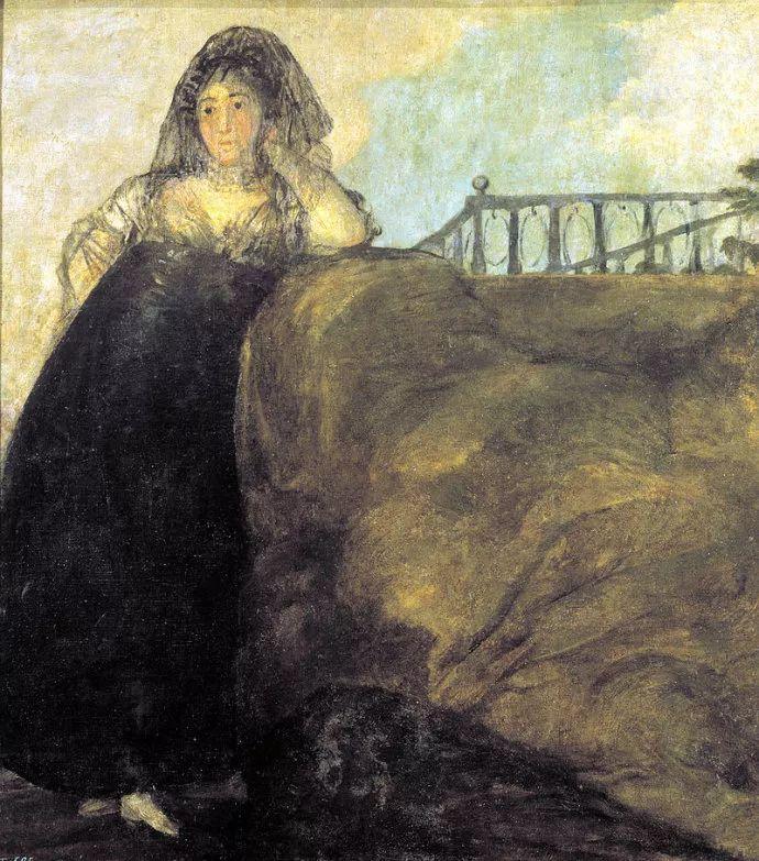 西班牙-戈雅,最后的大师和第一个现代人插图45