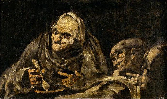 西班牙-戈雅,最后的大师和第一个现代人插图47