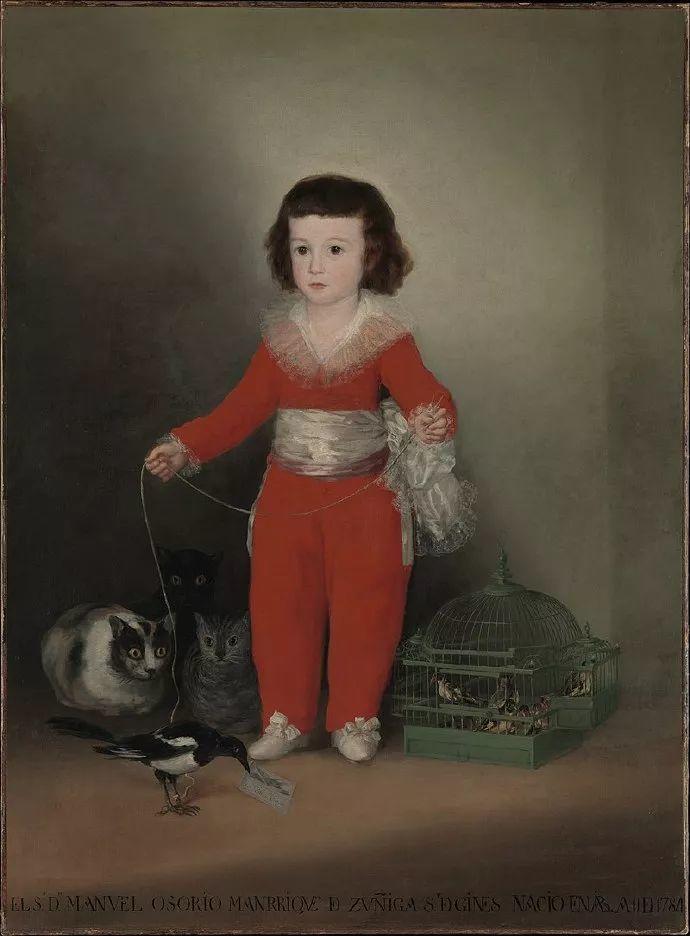 西班牙-戈雅,最后的大师和第一个现代人插图49