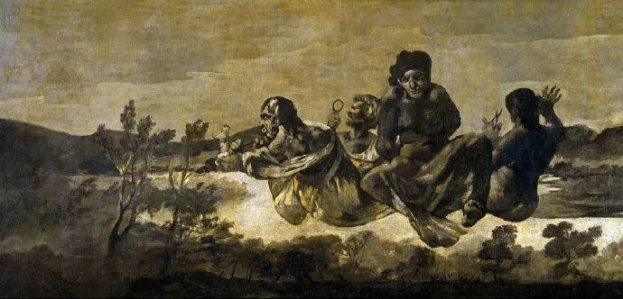 西班牙-戈雅,最后的大师和第一个现代人插图53