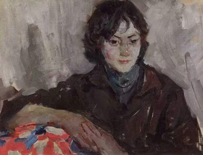 纪念中俄建交70周年油画作品展(二)插图7