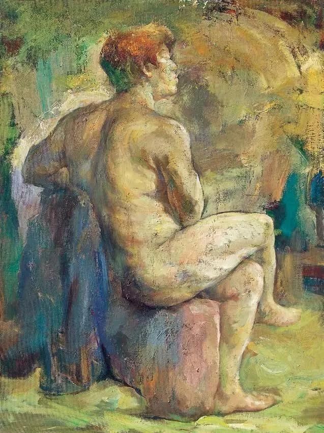 纪念中俄建交70周年油画作品展(二)插图75