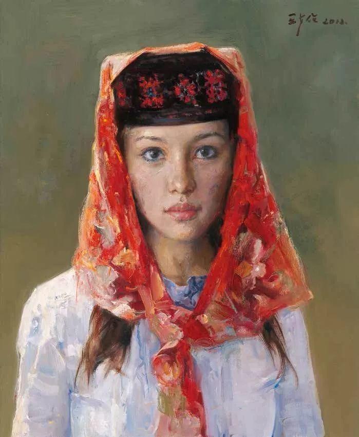 纪念中俄建交70周年油画作品展(二)插图87