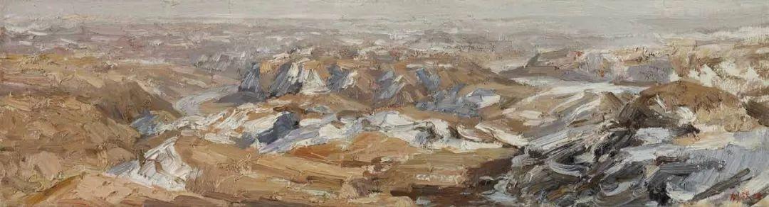 纪念中俄建交70周年油画作品展(二)插图103