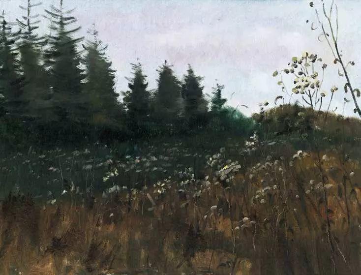 纪念中俄建交70周年油画作品展(二)插图123