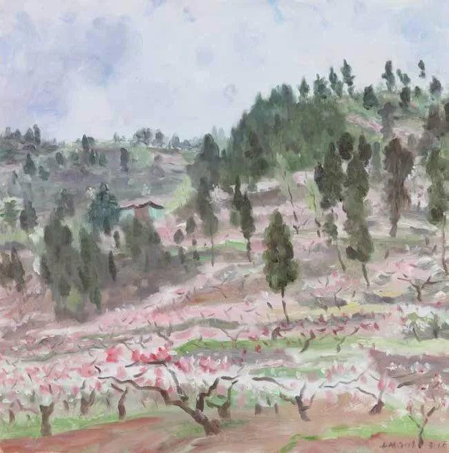 纪念中俄建交70周年油画作品展(二)插图131