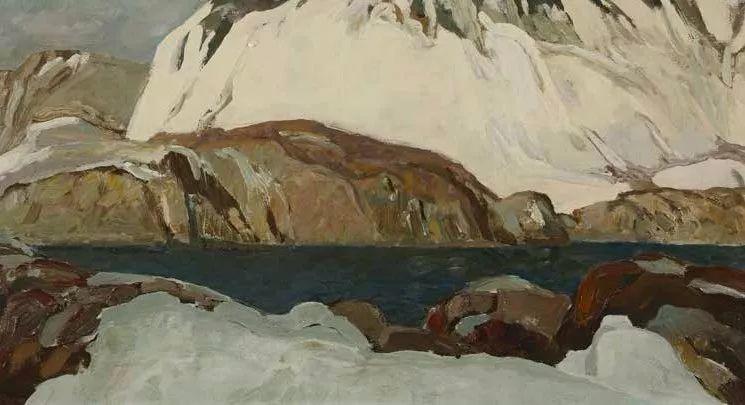 纪念中俄建交70周年油画作品展(二)插图167