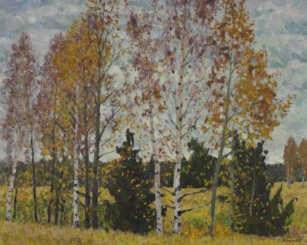 纪念中俄建交70周年油画作品展(二)插图175