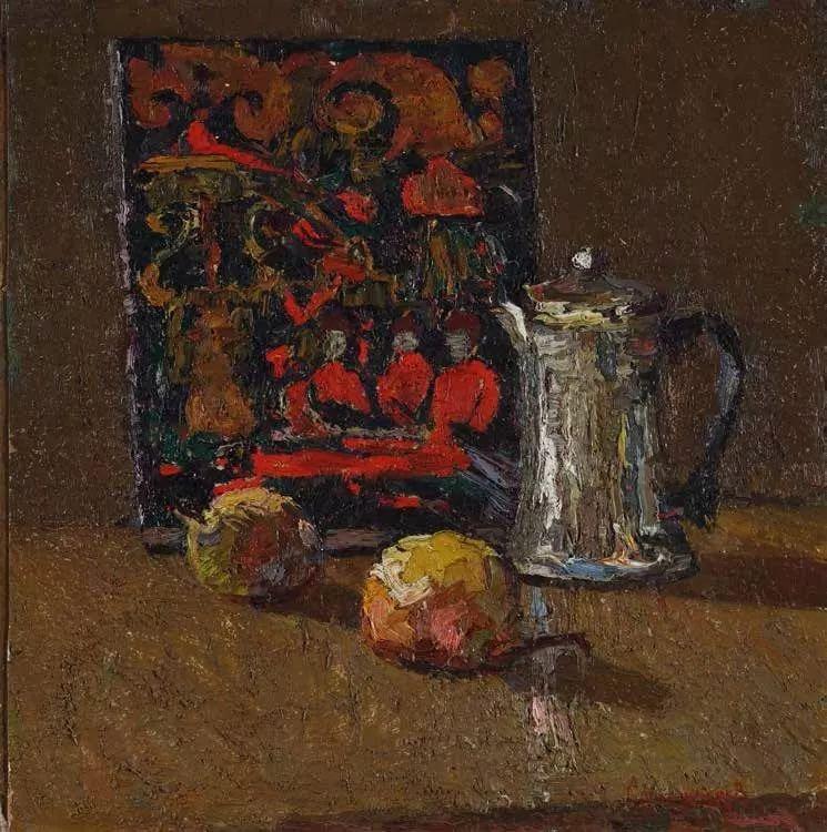 纪念中俄建交70周年油画作品展(二)插图191