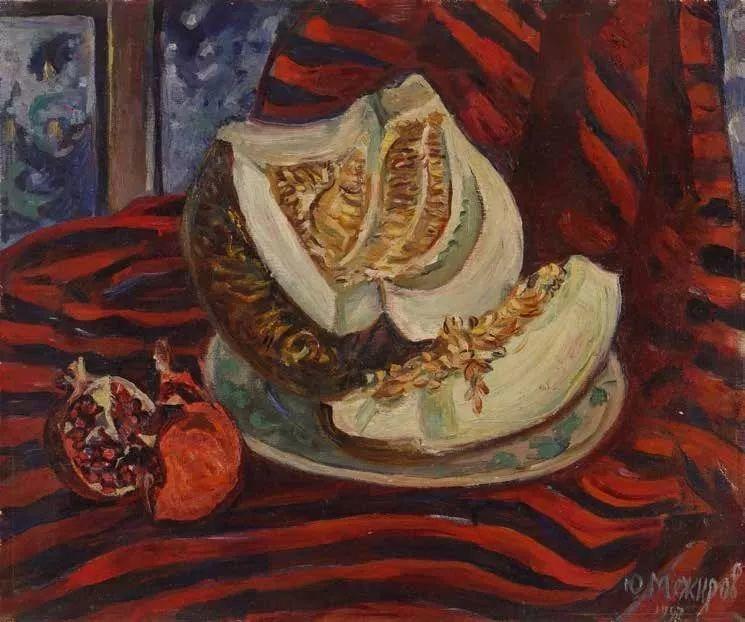 纪念中俄建交70周年油画作品展(二)插图195