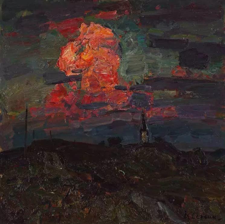 纪念中俄建交70周年油画作品展(二)插图203
