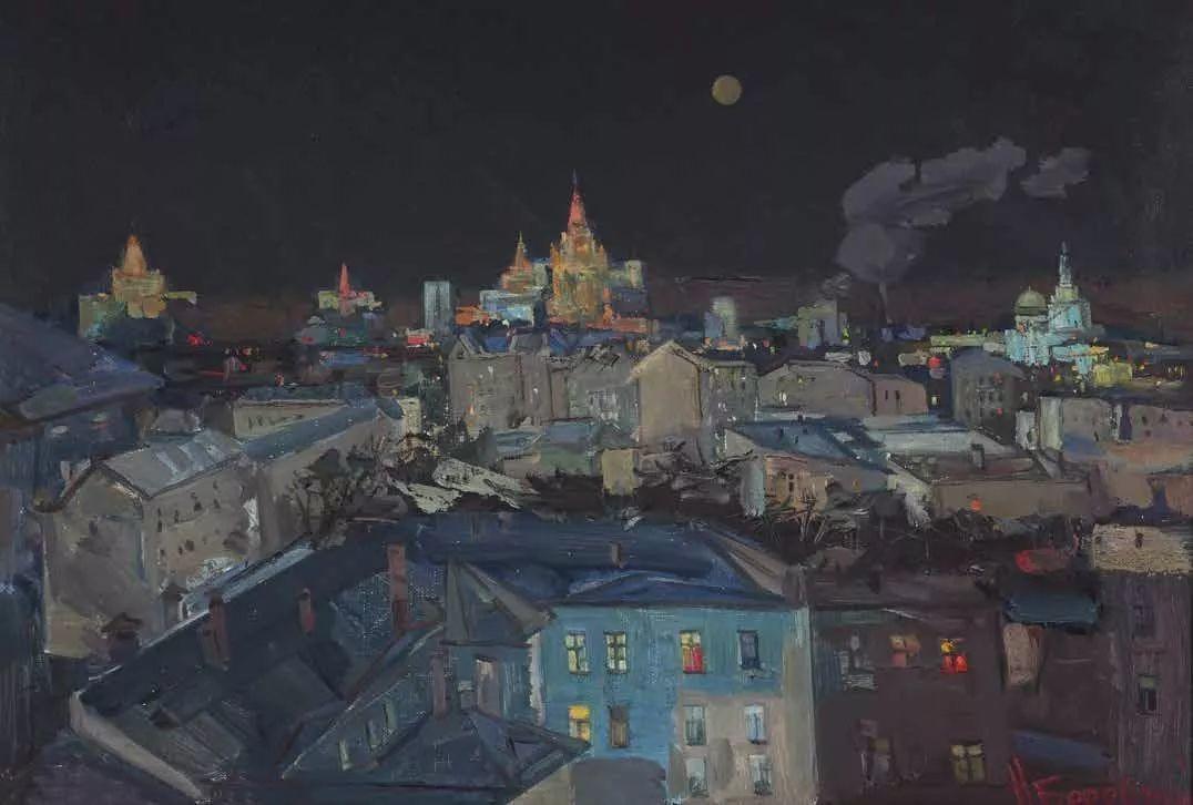 纪念中俄建交70周年油画作品展(二)插图211