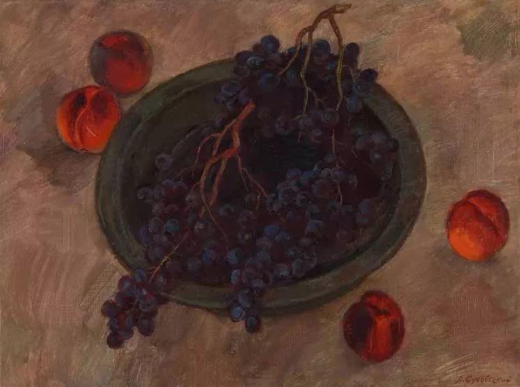 纪念中俄建交70周年油画作品展(二)插图223