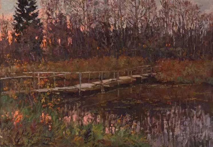 纪念中俄建交70周年油画作品展(二)插图243