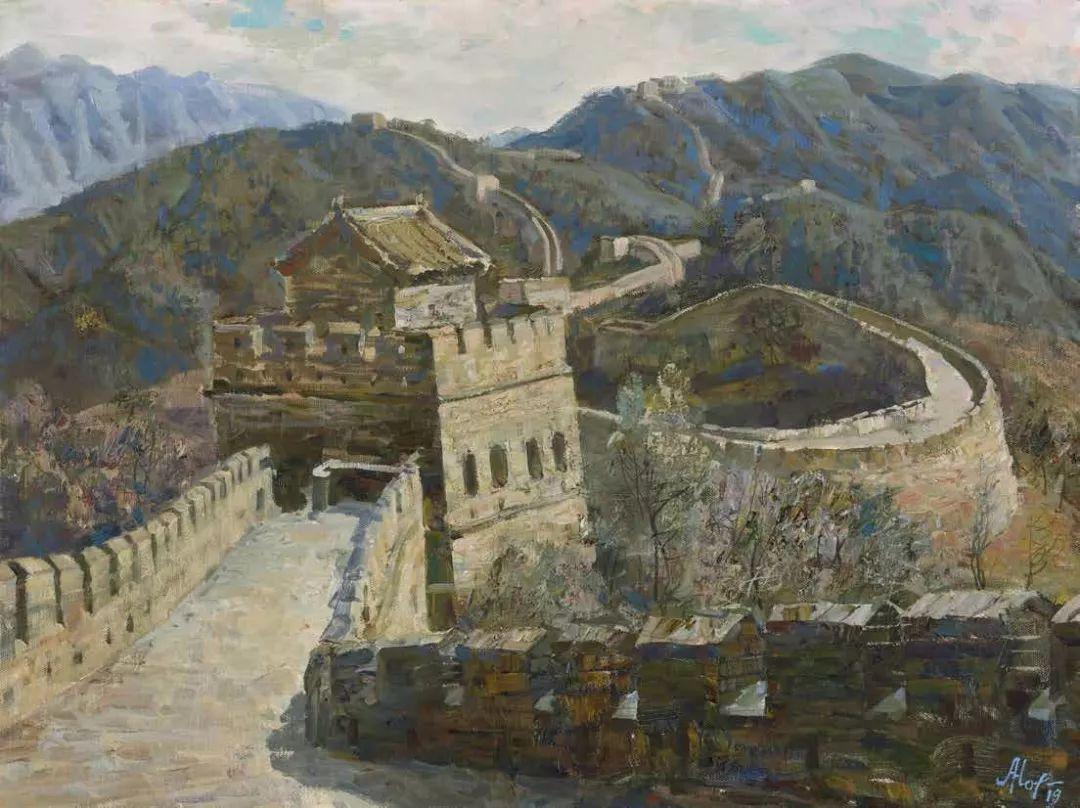 纪念中俄建交70周年油画作品展(二)插图261