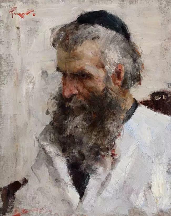 纪念中俄建交70周年油画作品展(二)插图265