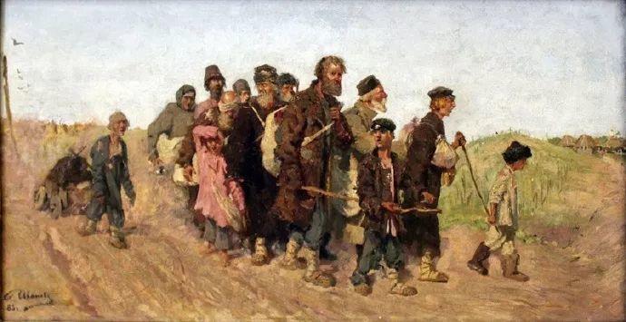 俄罗斯-伊万诺夫,巡回展览画派的第二代画家插图5
