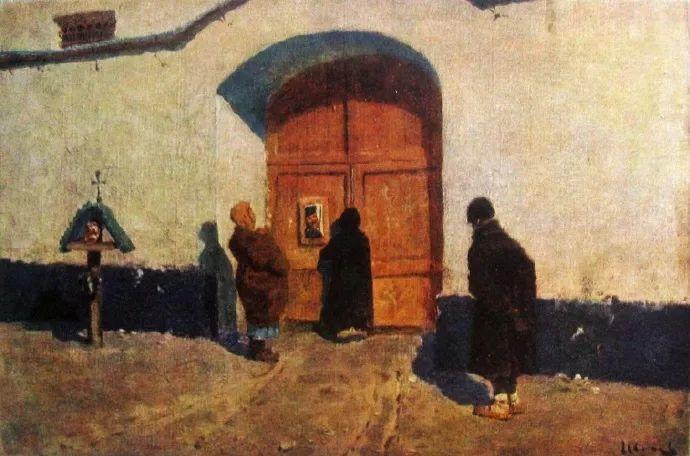 俄罗斯-伊万诺夫,巡回展览画派的第二代画家插图7