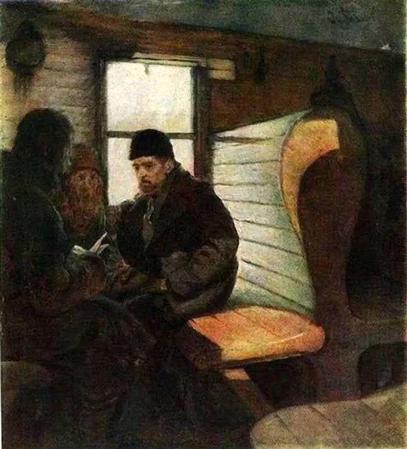 俄罗斯-伊万诺夫,巡回展览画派的第二代画家插图11