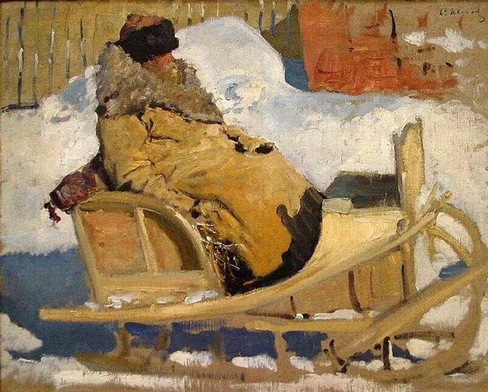 俄罗斯-伊万诺夫,巡回展览画派的第二代画家插图31