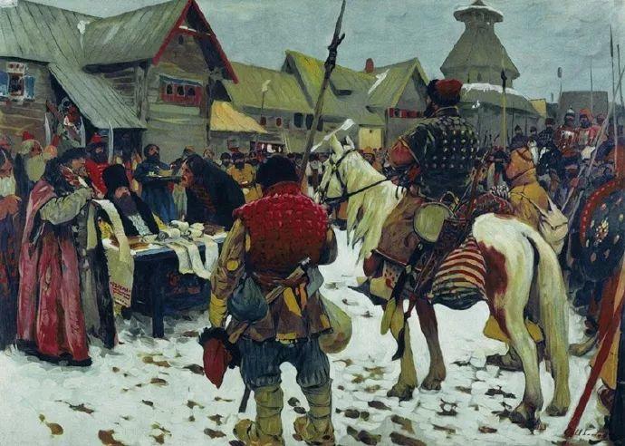 俄罗斯-伊万诺夫,巡回展览画派的第二代画家插图37