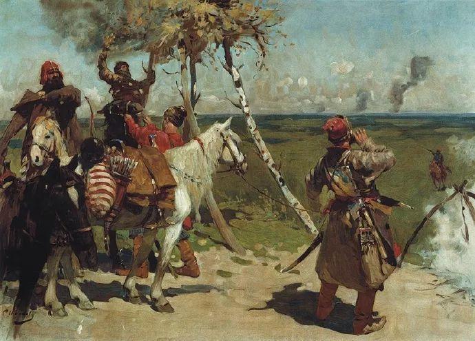 俄罗斯-伊万诺夫,巡回展览画派的第二代画家插图43