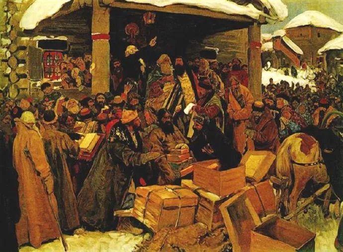 俄罗斯-伊万诺夫,巡回展览画派的第二代画家插图75