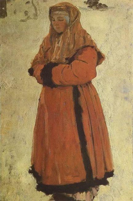 俄罗斯-伊万诺夫,巡回展览画派的第二代画家插图77