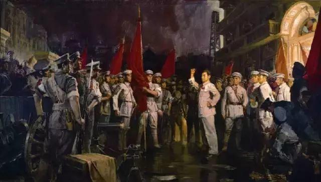艺术家笔下的中国军人,献给八一!致敬最可爱的人插图9