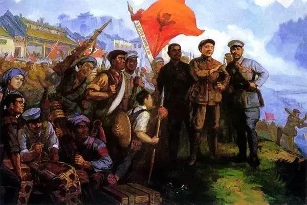 艺术家笔下的中国军人,献给八一!致敬最可爱的人插图13