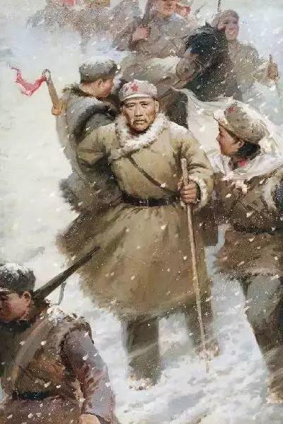 艺术家笔下的中国军人,献给八一!致敬最可爱的人插图17