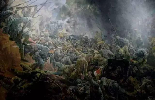 艺术家笔下的中国军人,献给八一!致敬最可爱的人插图21