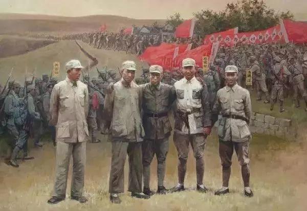 艺术家笔下的中国军人,献给八一!致敬最可爱的人插图23