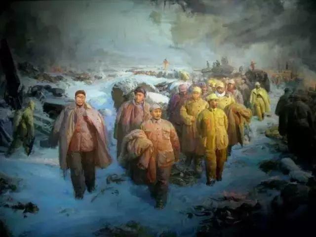 艺术家笔下的中国军人,献给八一!致敬最可爱的人插图31
