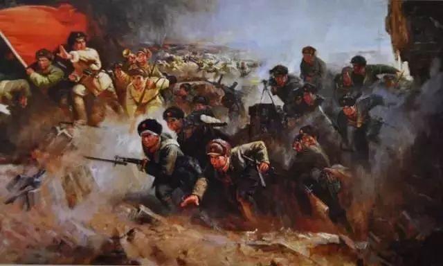 艺术家笔下的中国军人,献给八一!致敬最可爱的人插图39