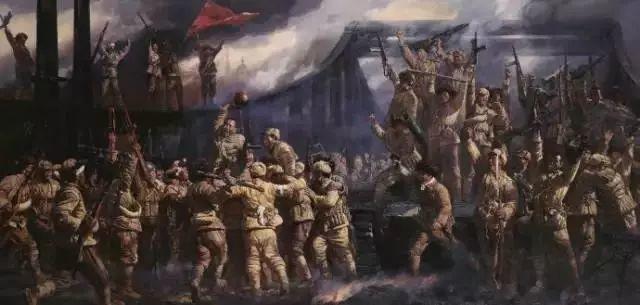 艺术家笔下的中国军人,献给八一!致敬最可爱的人插图41
