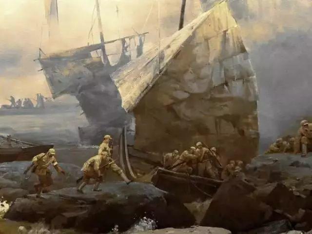 艺术家笔下的中国军人,献给八一!致敬最可爱的人插图45