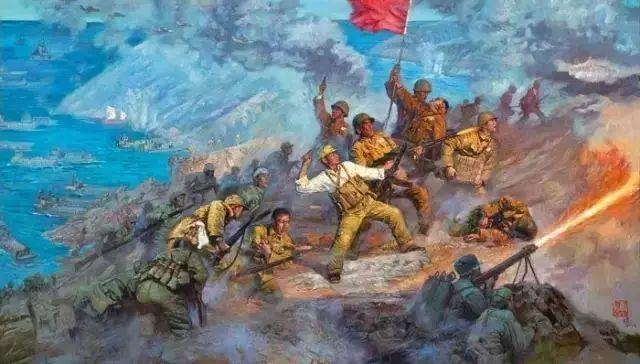 艺术家笔下的中国军人,献给八一!致敬最可爱的人插图53