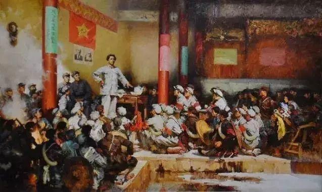 艺术家笔下的中国军人,献给八一!致敬最可爱的人插图55