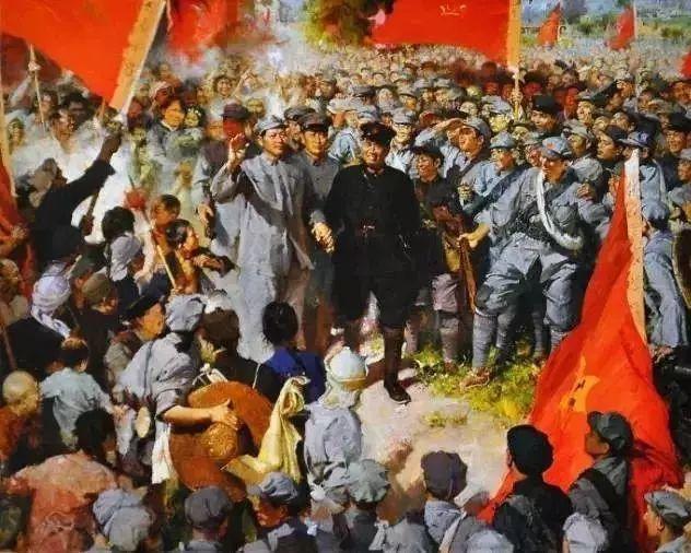 艺术家笔下的中国军人,献给八一!致敬最可爱的人插图57