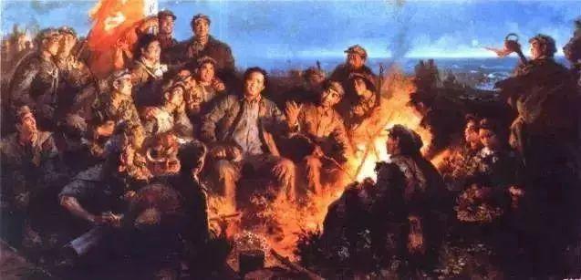 艺术家笔下的中国军人,献给八一!致敬最可爱的人插图59