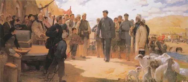 艺术家笔下的中国军人,献给八一!致敬最可爱的人插图63