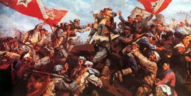 艺术家笔下的中国军人,献给八一!致敬最可爱的人插图65