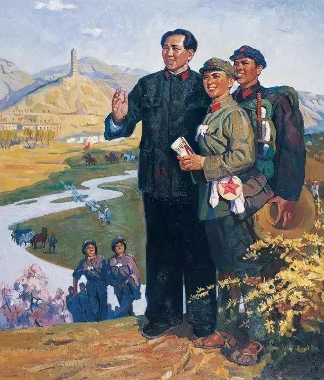 艺术家笔下的中国军人,献给八一!致敬最可爱的人插图67